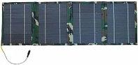 Портативная солнечная батарея 24 Ватт, для ноутбука, телефона, планшета