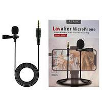 Петличный микрофон Lavalier Microphone GL-119 (петличка 3-6 м)