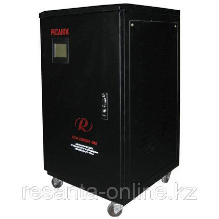 Стабилизатор напряжения электромеханический Ресанта АСН-20000/1-ЭМ, фото 2