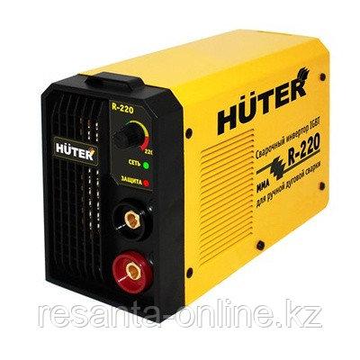 Сварочный аппарат инверторный R-220 Huter, фото 2