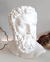 Скульптурное кашпо Геракл