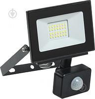Прожектор LED DFL1-100 100W (с датчиком) (1*5) SH