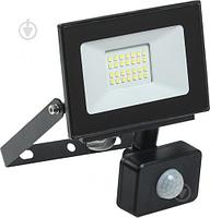 Прожектор LED DFL1-20 20W (с датчиком) (1*40) SH