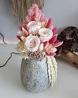 Интерьерная композиция в вазе Пелика