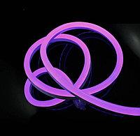 Неоновая светодиодная лента 5м, 6x12mm