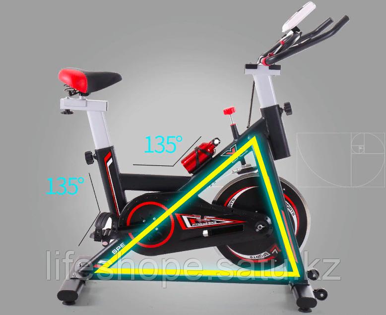 Велотренажер Spin Bike - фото 4