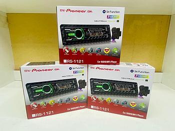 Магнитола dv Pioneer RS-1121 Bluetooth