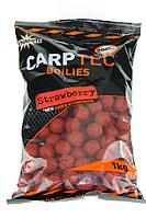 Бойлы тонущие Dynamite Baits CarpTec 1кг. 20мм (DY1167=Strawberry)