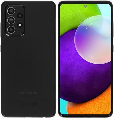 Смартфон Samsung Galaxy A52 128 ГБ черный (SM-A525FZKDSKZ)