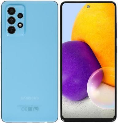 Смартфон Samsung Galaxy A72 128 ГБ голубой (SM-A725FZBDSKZ)