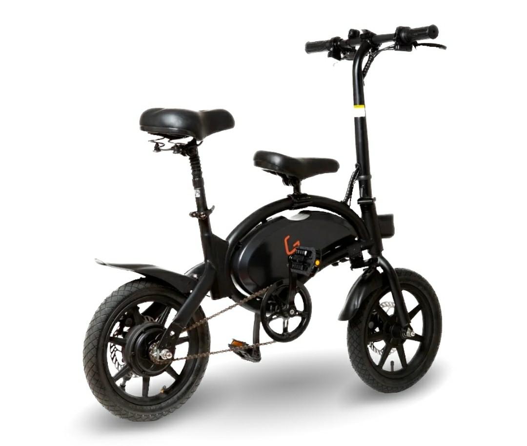 Электровелосипед Kugoo V 1. 3 режима езды