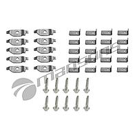 Р/к установочный тормозного диска (болты, пластины) DAF