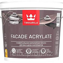 Facade Acrylate Tikkurila А гл/мат 2,7 л.