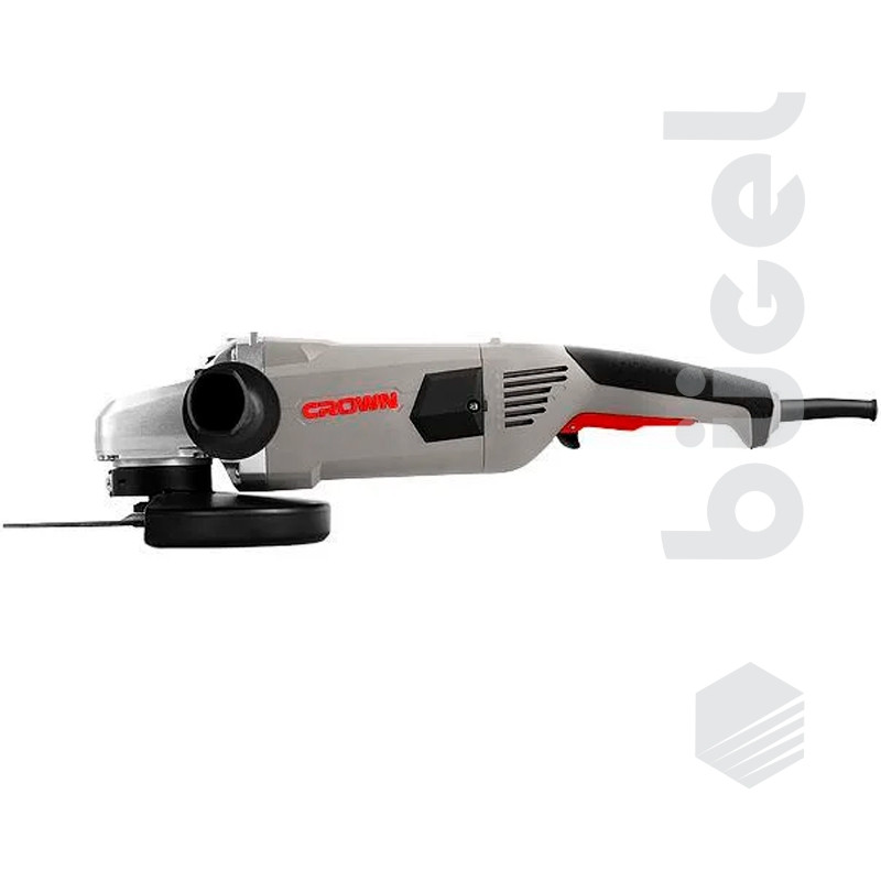 Угловая шлифовальная машина CROWN CT 13500-230