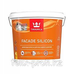 Tikkurila Facade Silicon, VVA, гл/мат 0,9л