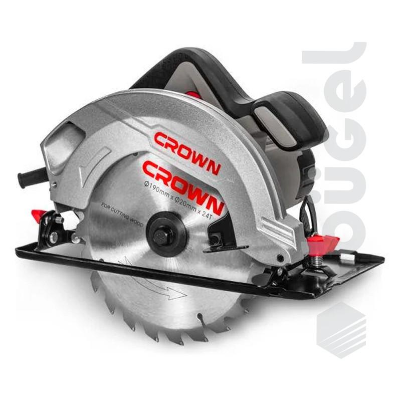 Дисковая пила CROWN CT 15188-190