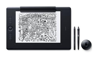 Графический планшет Wacom PTH-860P-N
