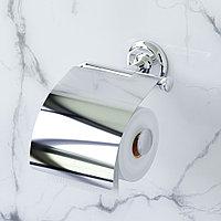 Держатель для туалетной бумаги с крышкой AM.PM A80341500