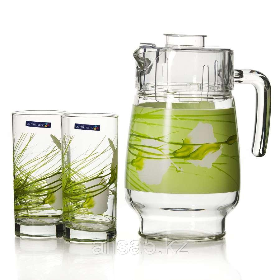 SOFIANE GREEN набор для напитков 7 предметов, шт