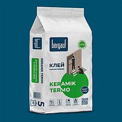 KERAMIK TERMO, Термостойкий клей, 5 кг, Bergauf