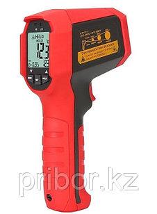 Термометр инфракрасный (пирометр)  UNI-T UT309C ( -35°С до +650°С) с защитой iP65. Внесён в реестр РК