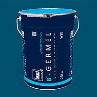 B-GERMEL, Смесь для гидроизоляции швов, стыков, трещин, примыканий, вводов коммуникаций, 25кг