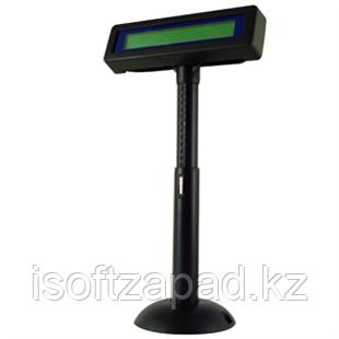 Дисплей покупателя Posiflex PD-2800UE-B (USB.BLACK, фото 2