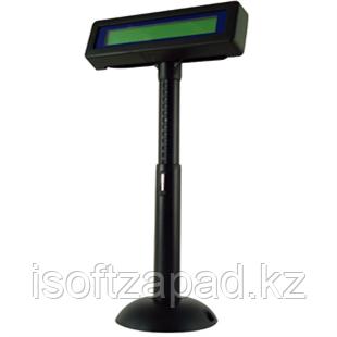 Дисплей покупателя POSIFLEX PD-320UE-B(USB.BLACK)