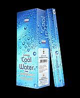 Угольные благовония версия прохладной воды, 20 шт,  Даршан