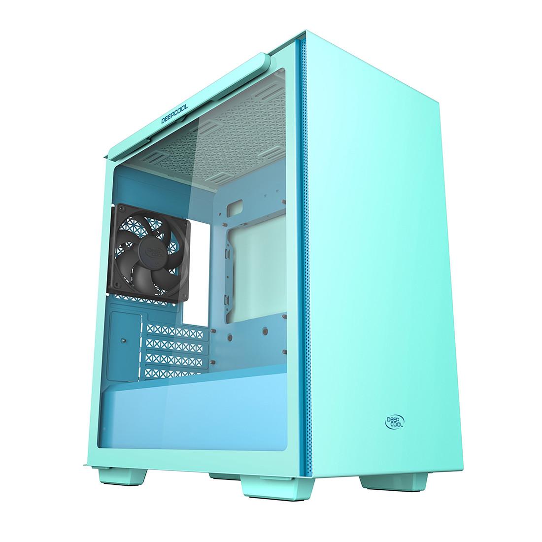 Компьютерный корпус Deepcool MACUBE 110 GRBL без Б/П