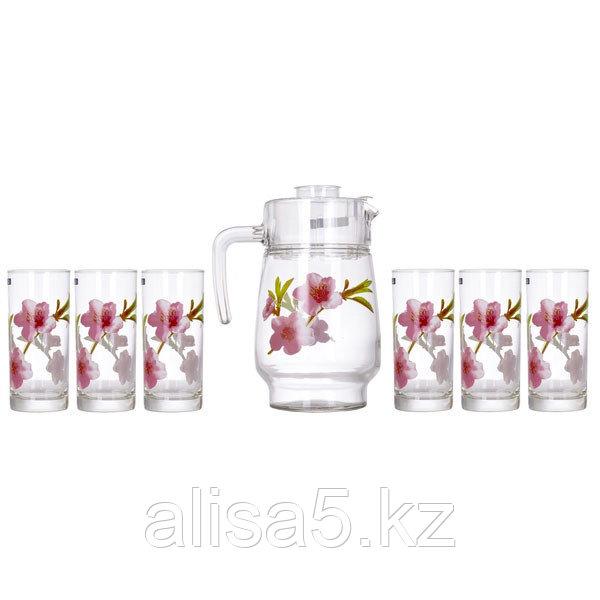 WATER COLOUR набор для напитков 7 предметов, шт