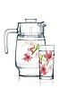 WATER COLOUR набор для напитков 7 предметов, шт, фото 2
