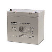 Аккумуляторная батарея SVC GL1250 12В 50 Ач (размер 230*138*174 мм)