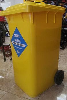 Мобильные Наборы ЛАРН / Spill Kit 240L для ликвидации аварийных разливов нефтепродуктов