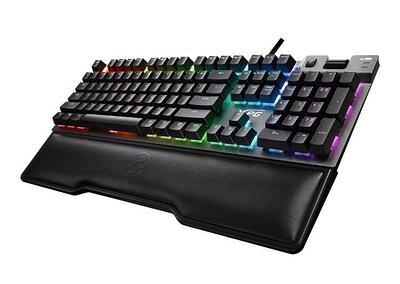 Клавиатура USB XPG SUMMONER, RGB, серый