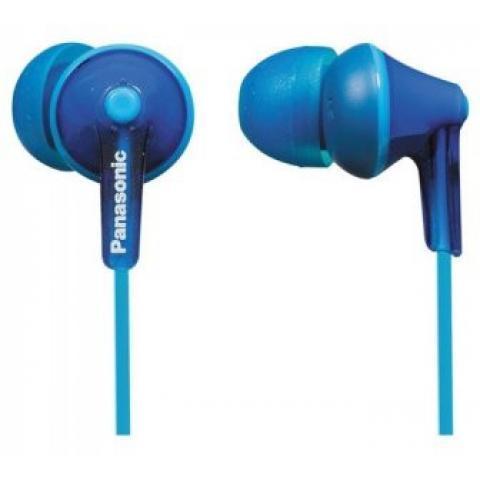 Наушники Panasonic RP-HJE125E-A Синие
