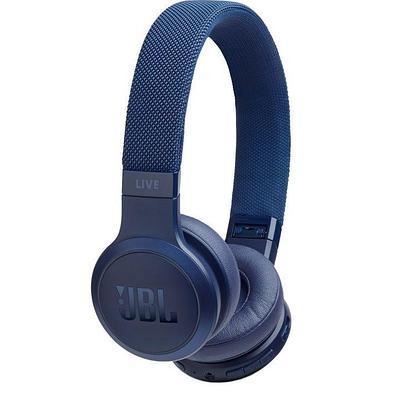 Наушники JBL LIVE 400 BT (blue)