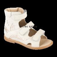 Обувь ортопедическая с высоким задником (РАЗМЕРЫ-30 и 31)для девочек TW-176