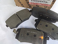 3504010R1040-F011 Колодки задние Jac Sunray