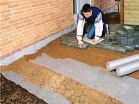Нетканый Геотекстиль  для сада и огорода ГИС-100 (1,6*25)