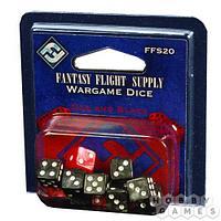 Аксессуары Fantasy Flight: Игровые кости: набор Варгеймера, арт. FFS20
