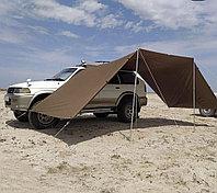 """Маркиза PROTENTY """"Большая"""", выдвижной тент для автомобиля, размер 3.3х6 м."""