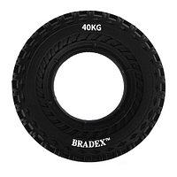 Эспандер кистевой Bradex 40 кг SF 0569 black
