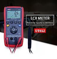 UT612 Измеритель RLC/ESR цифровой с автоматическим выбором диапазона