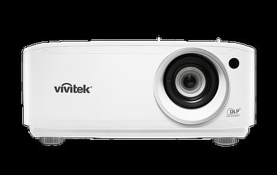 Проектор Vivitek DH4661Z-WH белый