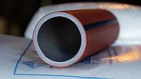 Труба полиэтиленовая d-75*6,7 с внутренним слоем не распространяющим горение с усилением протяжки F1