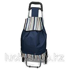 Сумка-тележка на колесах со складным стулом Товар с флаера!