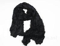 Шарф трансформер, цвет черный