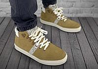 Ботинки мужские Gorky Boots High1 зеленый (капровелюр)