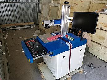 Волоконный маркиратор с ПК 30W